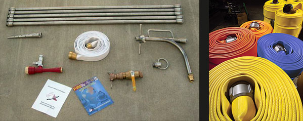 Firefighting Hose Amp Accessory Parts For Industrial